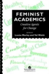 Ebook in inglese Feminist Academics -, -