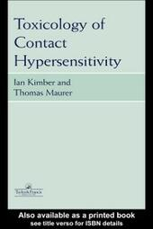 Toxicology of Contact Hypersensitivity