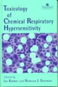 Ebook in inglese Toxicology of Chemical Respiratory Hypersensitivity -, -