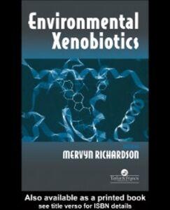 Ebook in inglese Environmental Xenobiotics -, -