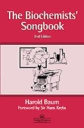 Biochemists'Song Book