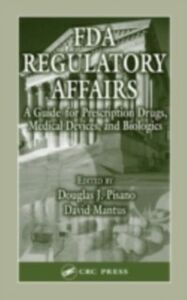 Foto Cover di FDA Regulatory Affairs, Ebook inglese di  edito da CRC Press