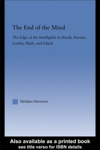 Ebook in inglese End of the Mind Harrison, DeSales