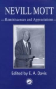 Ebook in inglese Nevill Mott Davis, E. A.