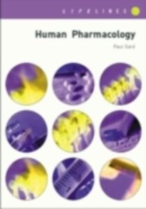 Foto Cover di Human Pharmacology, Ebook inglese di Paul R. Gard, edito da Taylor and Francis