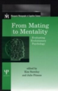 Foto Cover di From Mating to Mentality, Ebook inglese di  edito da Taylor and Francis