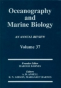 Ebook in inglese Oceanography and Marine Biology: An Annual Review: Volume 37 -, -