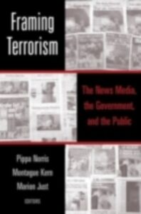 Ebook in inglese Framing Terrorism -, -