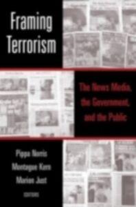Foto Cover di Framing Terrorism, Ebook inglese di  edito da Taylor and Francis