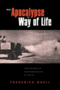 Ebook in inglese From Apocalypse to Way of Life Buell, Frederick