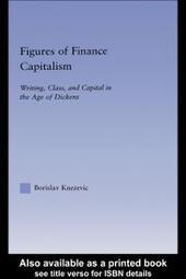 Figures of Finance Capitalism