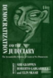 Ebook in inglese Democratization and the Judiciary