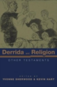 Ebook in inglese Derrida and Religion -, -