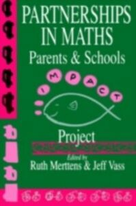 Ebook in inglese Partnership In Maths: Parents And Schools -, -