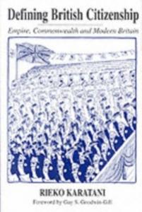 Ebook in inglese Defining British Citizenship Karatani, Rieko