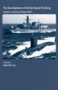 Ebook in inglese Development of British Naval Thinking -, -