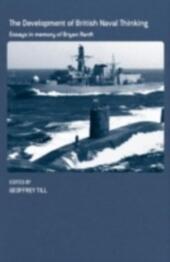 Development of British Naval Thinking