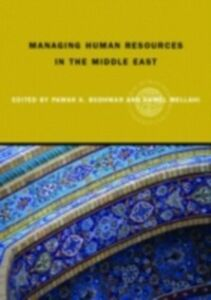 Ebook in inglese Managing Human Resources in the Middle-East