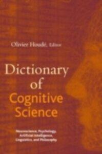 Foto Cover di Dictionary of Cognitive Science, Ebook inglese di  edito da Taylor and Francis