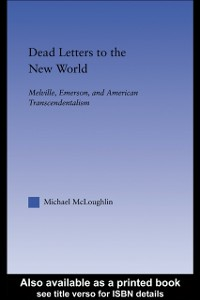 Ebook in inglese Dead Letters to the New World McLoughlin, Michael