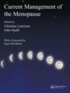 Ebook in inglese Current Management of the Menopause -, -