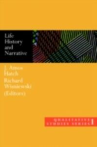 Foto Cover di Life History and Narrative, Ebook inglese di  edito da Taylor and Francis