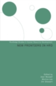 Ebook in inglese New Frontiers in HRD -, -
