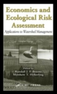 Ebook in inglese Economics and Ecological Risk Assessment -, -
