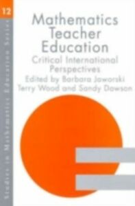 Ebook in inglese Mathematics Teacher Education -, -