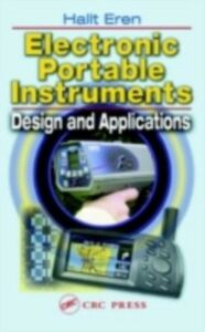 Foto Cover di Electronic Portable Instruments, Ebook inglese di Halit Eren, edito da CRC Press