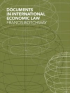Ebook in inglese Documents in International Economic Law -, -
