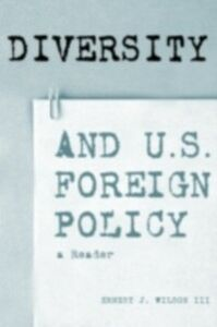 Ebook in inglese Diversity and U.S. Foreign Policy -, -