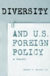 Diversity and U.S. Foreign Policy