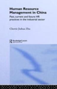 Ebook in inglese Human Resource Management in China Zhu, Cherrie Jiuhua