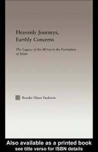 Foto Cover di Heavenly Journeys, Earthly Concerns, Ebook inglese di Brooke Olson Vuckovic, edito da Taylor and Francis