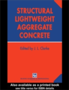 Ebook in inglese Structural Lightweight Aggregate Concrete -, -