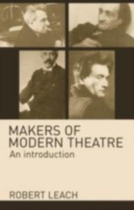 Ebook in inglese Makers of Modern Theatre Leach, Robert