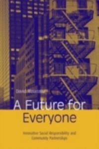 Ebook in inglese Future for Everyone -, -
