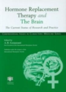 Ebook in inglese Hormone Replacement Therapy and The Brain -, -