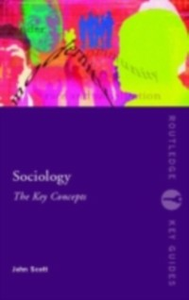 Ebook in inglese Sociology: The Key Concepts -, -