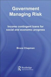 Ebook in inglese Government Managing Risk Chapman, Bruce