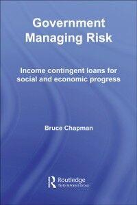 Foto Cover di Government Managing Risk, Ebook inglese di Bruce Chapman, edito da Taylor and Francis