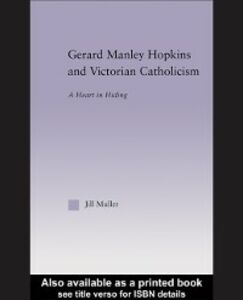 Ebook in inglese Gerard Manley Hopkins and Victorian Catholicism Muller, Jill