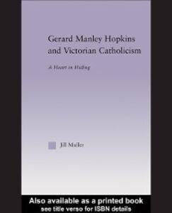 Foto Cover di Gerard Manley Hopkins and Victorian Catholicism, Ebook inglese di Jill Muller, edito da Taylor and Francis