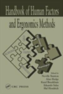 Ebook in inglese Handbook of Human Factors and Ergonomics Methods -, -