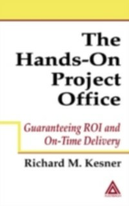 Ebook in inglese Hands-On Project Office Kesner, Richard M.