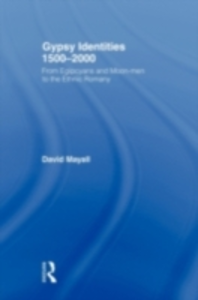 Ebook in inglese Gypsy Identities 1500-2000 Mayall, David