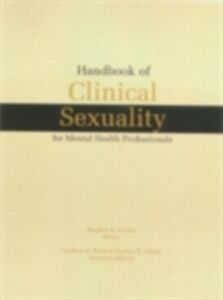 Foto Cover di Handbook of Clinical Sexuality for Mental Health Professionals, Ebook inglese di  edito da Taylor and Francis