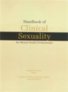 Ebook in inglese Handbook of Clinical Sexuality for Mental Health Professionals -, -