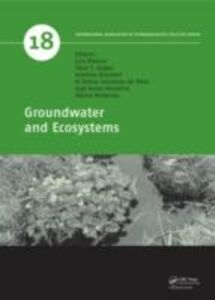 Ebook in inglese Groundwater and Ecosystems